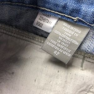 Girbaud Jeans - Marithe Francois Girbaud Relaxed Fit Light Wash